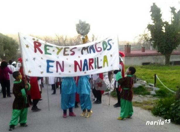 Reyes Magos 2013