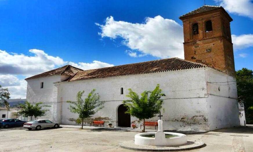 Plaza fuente Narila