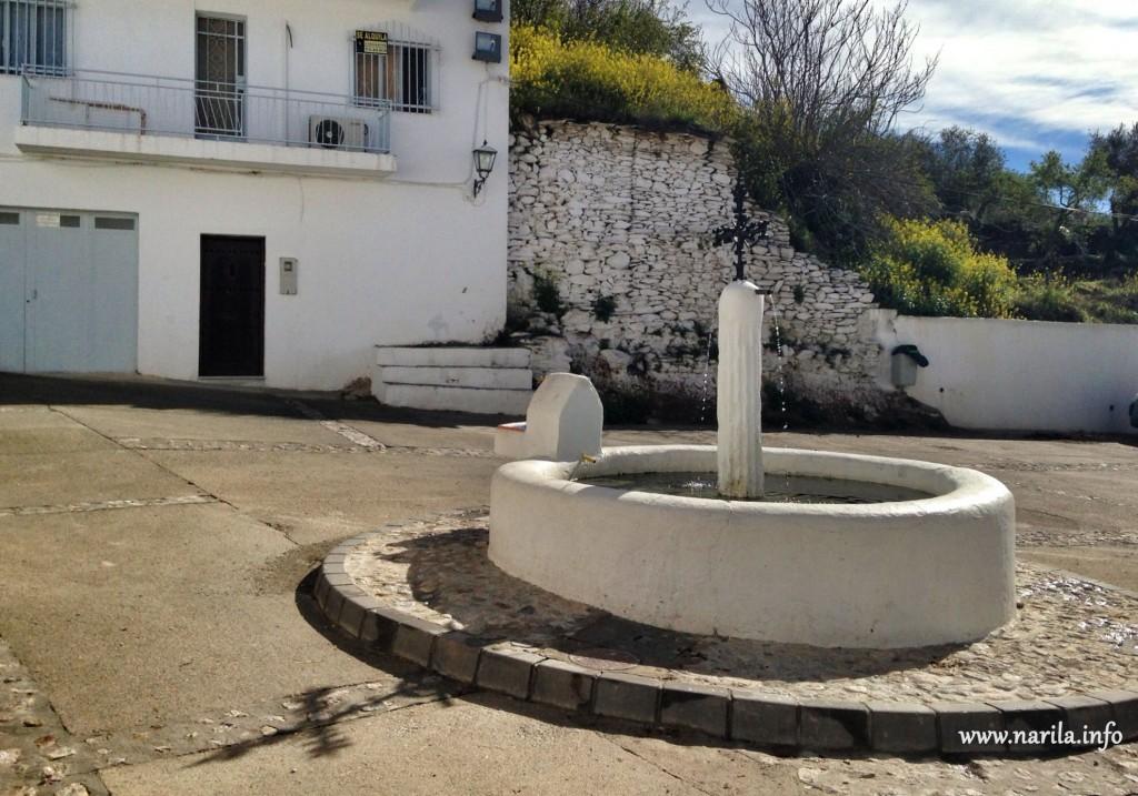 Fuente plaza Narila